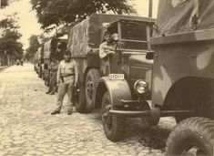 Defence Force, Hungary, Military Vehicles, Ww2, World War, Antique Cars, Monster Trucks, Army, Models