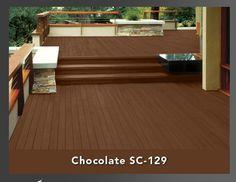decks stains and brown on pinterest. Black Bedroom Furniture Sets. Home Design Ideas
