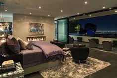 A MODERN MASTERPIECE IN BEL-AIR | California Luxury Homes | Mansions For Sale | Luxury Portfolio