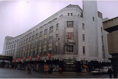 "The Lewis's department store was today described as ""elegant"" and ""attractive"" by architectural experts hired to look at plans involving its demolition. 50 Years Ago, Holiday Places, Leicester, Department Store, Back In The Day, Old Houses, New Zealand, Past, Old Things"