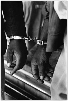 Everything Was Moving: Ernest Cole's Handcuffed blacks