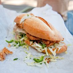Oakland, CA: Bakesale Betty | A guide to America's best sandwiches, from chicken parm to pulled pork.