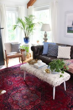 Layered Living Room Reveal   The White Buffalo Styling Co.   Bloglovin'