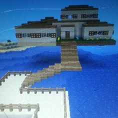 Tutorial, Easy to Build Mansion | Minecraft | Pinterest | Mansions ...