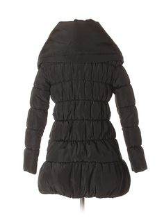Cecil McBee Snow Jacket: Size 8.00 Black Women's Activewear - $18.99