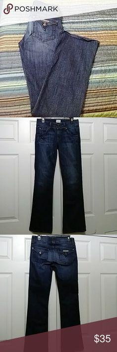 "🎉Host Pick🎉 Hudson Jeans""  Signature Boot Cut Signature petite bootcut. 32 inch inseam. Exec. Cons. Hudson Jeans Jeans Boot Cut"