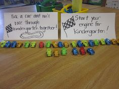 Mrs. Miner's Kindergarten Monkey Business: Open House Gift for Students {freebie}