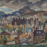 "EDINBURGH: The Scottish Gallery. ""Painting the Century"" Adam Bruce Thomson 6 - 30 Nov 2013"