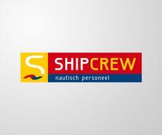 Ontwerp logo en huisstijl Shipcrew | nautisch personeel.