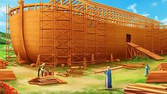 God Intends to Destroy the World With a Flood, Instructs Noah to Build an Ark Earth Meaning, Burnt Offerings, What Kind Of Man, Kerala Mural Painting, Jesus Stories, Bible Pictures, Destroyer Of Worlds, Biblical Verses, What Do You See