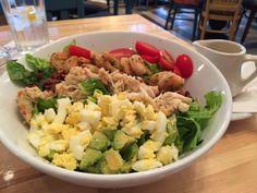 Mallory Square Seafood Cobb Salad at Disney's Old Key West Resort Dairy Free Options, Dairy Free Recipes, Disney World Vacation, Disney Trips, Key West Resorts, Food Allergies, Cobb Salad, Glutenfree, Free Food