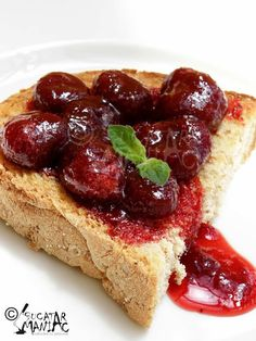 Strawberry Jam, Preserves, My Recipes, Pickles, Cooking Tips, French Toast, Gem, Sweets, Canning
