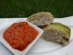Czary w kuchni- prosto, smacznie, spektakularnie.: Obiad w ogrodzie- tradycyjne gołąbki Beef, Food, Meat, Essen, Meals, Yemek, Eten, Steak
