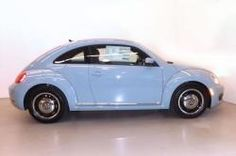 2013 Volkswagen Beetle Vehicle Baby Blue!