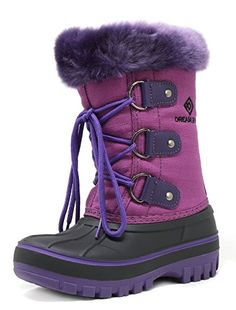DREAM PAIRS Boys & Girls Toddler/Little Kid/Big Kid Faux Fur-Lined Ankle Winter Snow Boots #DREAM #PAIRS #Boys #Girls #Toddler/Little #Kid/Big #Faux #Lined #Ankle #Winter #Snow #Boots