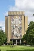 WWJD He would go for Notre Dame. Go Touchdown Jesus!