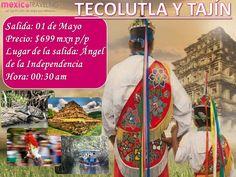 Tecolutla y Tajín 2016
