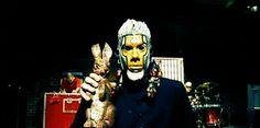 Wes Borland of Limp Bizkit Limp Bizkit, Nu Metal, Funny As Hell, Slipknot, Body Painting, Joker, Rock, Guys, Film
