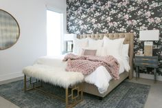 Bachelor Star Lauren Bushnell's Apartment Will Have You Running to Bed Bath & Beyond Decor, Small Spaces, Interior, Living Room Decor, Cheap Home Decor, Home Decor, Bachelorette Pad, Bedroom Decor, Interior Design