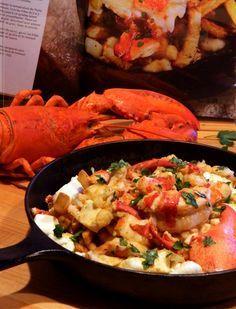 Poutine de homard | Chuck Hughes | Lobster poutine