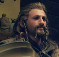 Fili. Dean O'Gorman. The Hobbit. Dwarf.
