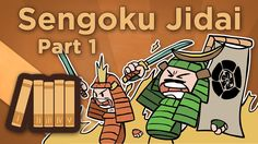 """""""Warring States Japan: Sengoku Jidai""""  This video series is good if you have a general idea about the Warring States Period."""