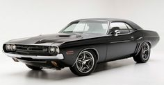 1971 Dodge Challenger R/T Muscle Car By Modern Muscle