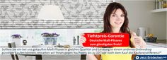 Plissee günstig auf Maß: Plissee-Experte.de mit 100% Tiefstpreisgarantie