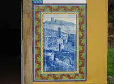 Painel de Azulejo - Castelo do Vide (5) | Flickr – Compartilhamento de fotos!