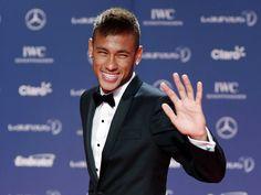 neymar get his golden ball