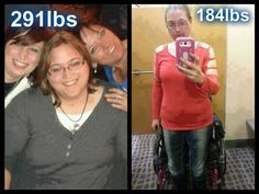 Holly looks simply amazing!! Over 100 pounds lost and she is wheelchair bound! PLEASE place your orders with Bobbie, So I can support you along the way for the best long term results :)  Here is my site http://www.mysbmax.com  Hello my name is Holly. I have went from 291lbs to 184lbs in 8 months i have lost 108lbs and still going strong and you should know I am in a wheelchair and I have been since I was 18..and I have still lost a great amt of weight without exercise. I have went from a…