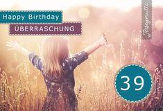 """🌞 Überraschungspaket für dich 🌞  Yeah! Zu meinem heutigen Geburtstag gibt's AB SOFORT für euch Geschenke!  Ab einem Einkauf von € 50,00 bekommt ihr automatisch ein """"Überraschungspaket klein"""" in den Warenkorb gelegt - ab € 100,00 ein """"Überraschungspaket groß"""".  Achtung: das Angebot gilt nur, wenn ihr KEINEN CODE verwendet - kann also nicht mit anderen Aktionen verbunden werden.  Das Angebot gilt auch vor Ort. Ab Sofort, Happy Birthday, Pastel Floral, Birthday, Gifts, Happy Brithday, Urari La Multi Ani, Happy Birthday Funny, Happy Birth"""