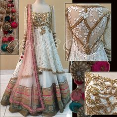 Anarkali by MischB Couture