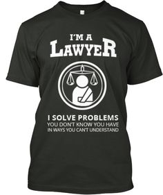 Limited Edition - Lawyer Tee! | Teespring