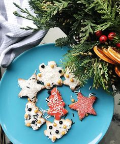 """Recipes By Audrey Adrinè on Instagram: """"Holiday Baking 101! 🥮  For a few Christmases I have urged myself to get into baking- because it can still be fun AND more heathy than store…"""" Christmas Wreaths, Christmas Ornaments, Holiday Baking, Holiday Recipes, Cookies, Canning, Store, Holiday Decor, Desserts"""