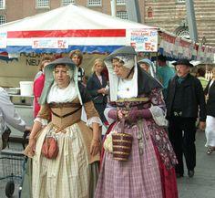 Zaans Kostuum ca. 1780 #Zaanstreek #NoordHolland