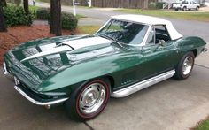 1967 Muscle Cars | 1967 Corvette 427 Roadster, Chevy Muscle Cars | blog cars on line