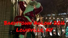 Bardstown Aglow is an annual event celebrating the holidays in the Highlands of Louisville. It is always a great time, and it really gets one in the  spirit of the holidays!  #Louisville #Highlands #REMAXLouisville #Realtor #Christmas #Holidays #Santa #REMAXLouisville