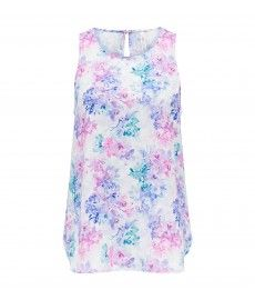 Liberty Printed Tank Top - from Forever New