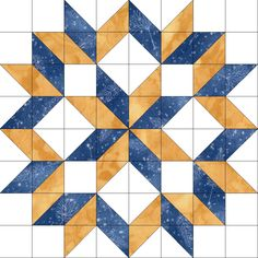 Blue Yellow Gold PreCut Quilt Blocks Kit carpenter's wheel red rooster – Prime Quilts Shop