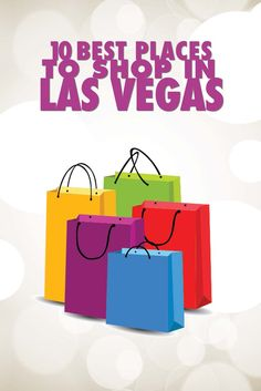 TOP 10 PLACES FOR SHOPPING IN LAS VEGAS  Are you heading to Las Vegas? Check out these 10 places to shop... #TravelTuesday #LasVegas #ShoppingInVegas #shoppinginlasvegas #shoppinglasvegas