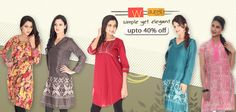 #Kurtis to make you look feminine and elegant.     http://www.snapdeal.com/products/women-apparel-kurtis?utm_source=Fbpost_campaign=Delhi_content=Pinterest_medium=151012_term=Prod