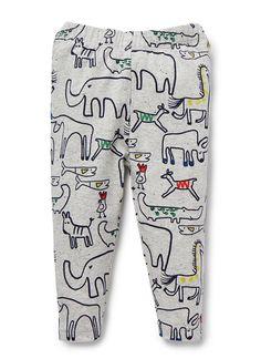 Baby Boys Pants & Shorts | Animal Legging | Seed Heritage