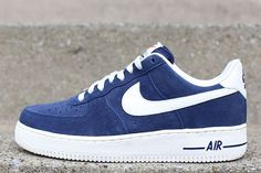 Nike Air Force 1 Low Blazer Pack  - Blue