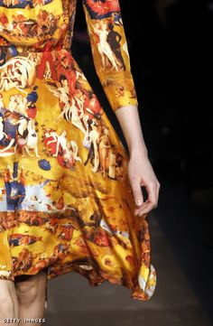 Go Baroque! Embellishment Trend Glamorizes Fall's Must Haves