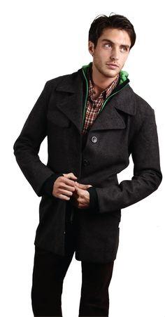 Keeping Him Warm. Mens #Sustainable Eco Fashion http://www.organicspamagazine.com/2012/08/keeping-him-warm/#