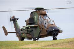Spain - FAMET Eurocopter EC-665 Tigre HAD (HA.28-07-10008 / ET-707)
