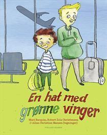 Bognørden: En hat med grønne vinger