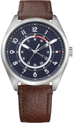 7daa6a93511 TOMMY HILFIGER WATCHES Mod. DYLAN Serial 337791 Gents Relógios Para Homens