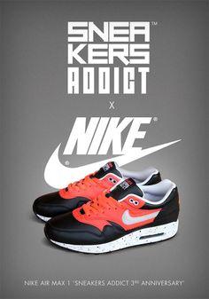 a2613030e28c Sneakers Addict x Nike Air Max 1  3rd Anniversary